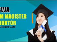 Daftar Nama Penetapan Penerimaan Beasiswa Program Magister Lanjut Dokter (PMLD) Tahun 2019