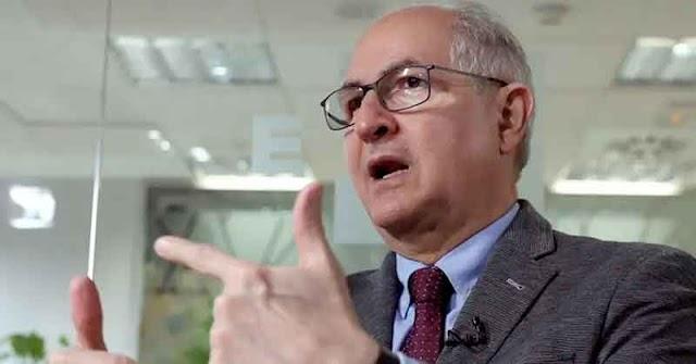 Antonio Ledezma asegura que Maduro no se salvará de la Corte Penal Internacional