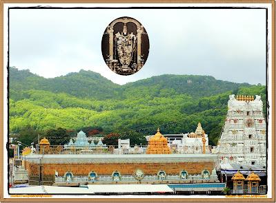 Lord Balaji Tirumal Sri Venkateswara Swamy Temple