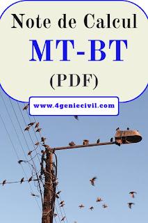 Exemple note de calcul simple MT-BT