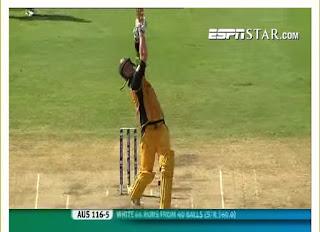 Cameron White 85* - Australia vs Sri Lanka 20th Match ICC World T20 2010 Highlights