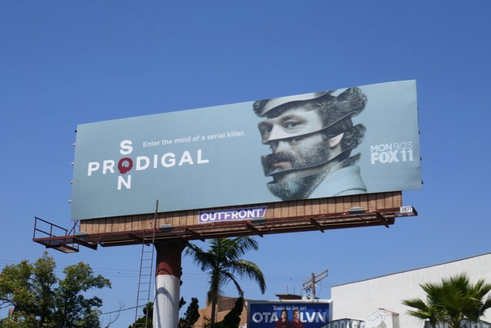 Prodigal Son series premiere billboard
