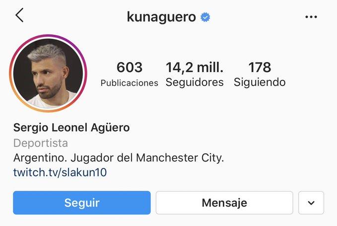 Aguero tung động thái gây sốc, ám chỉ Messi đã chọn được điểm đến mới