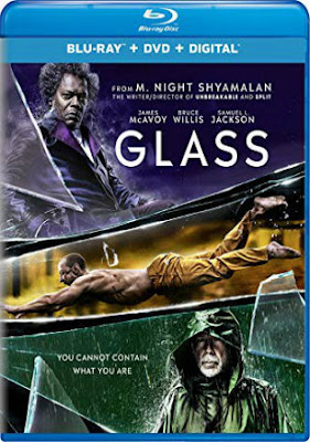 Glass 2019 Eng BRRip 480p 400Mb ESub x264