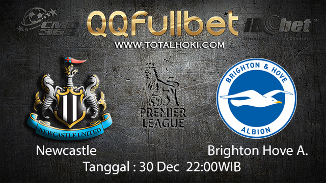 PREDIKSIBOLA - PREDIKSI TARUHAN BOLA NEWCASTLE VS BRIGHTON HOVE ALBION 30 DESEMBER 2017 ( ENGLISH PREMIER LEAGUE )