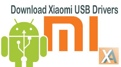 Redmi 4X USB Driver