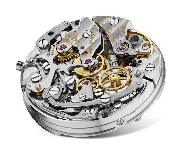 Omega Co-Axial Master Chronometer Calibre 3861