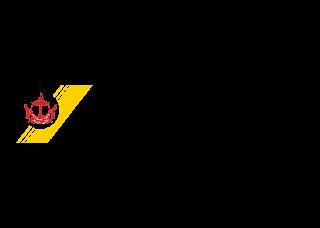 Royal Brunei Logo Vector