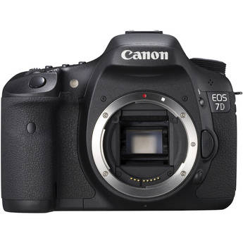 Canon EOS 7D Digital Camera Body