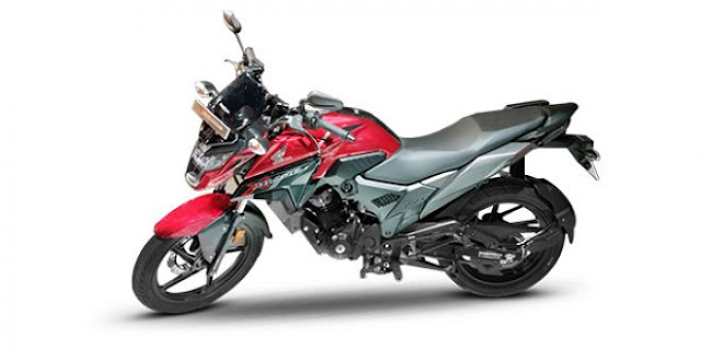 New 2018 Honda XBlade 160cc version