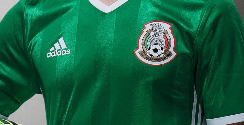 ddf59b244b10b Adidas divulga a nova camisa titular do México - Show de Camisas