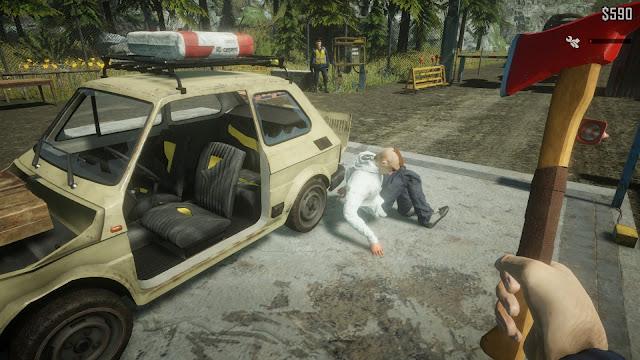 تحميل لعبة Contraband police للكمبيوتر مجانا