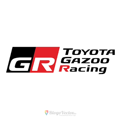 Toyota Gazoo Racing Logo Vector