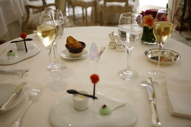 のりえレシピ: パリの3ツ星レストラン 『Epiqure』