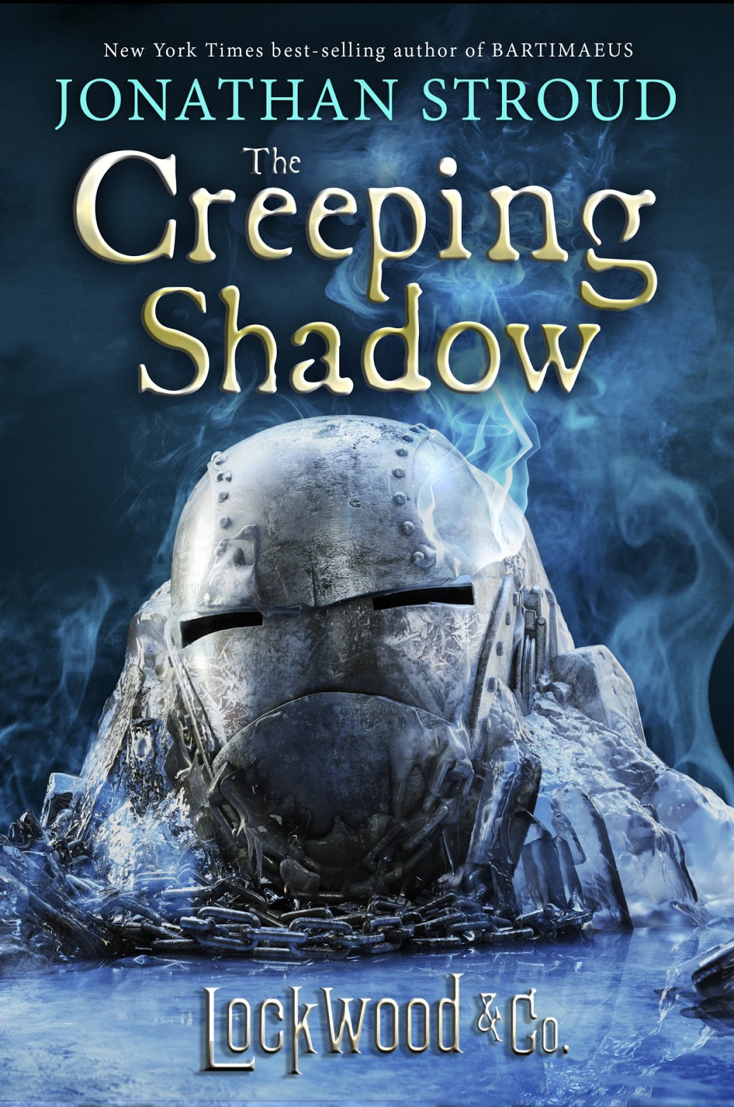 Lockwood & Company: The Creeping Shadow by Jonathan Stroud