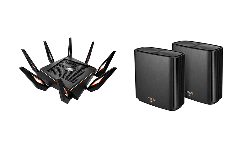 PLDT Home, ASUS WiFi 6 mesh network can reach 1,000 Mbps