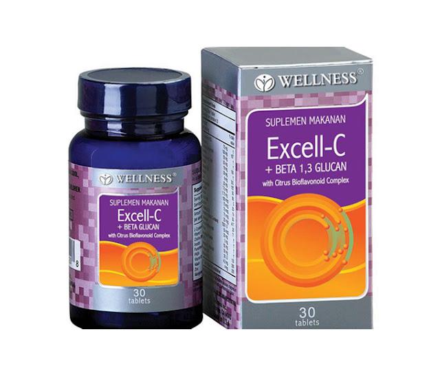 Wellnes Excel C Kaya Manfaat untuk kesehatan