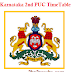 Karnataka 2nd PUC Time Table 2018 | Karnataka 12th Date Sheet March April 2018
