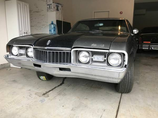 1968 Oldsmobile Cutlass Supreme - Buy American Muscle Car
