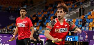 Indonesia Gagal Meraih Gelar di Orleans Masters 2021