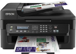 Epson WorkForce WF-2530WF Driver Downloads And Review