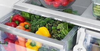Cara Menyimpan Makanan di dalam Kulkas agar tidak Bau dan Tetap Segar