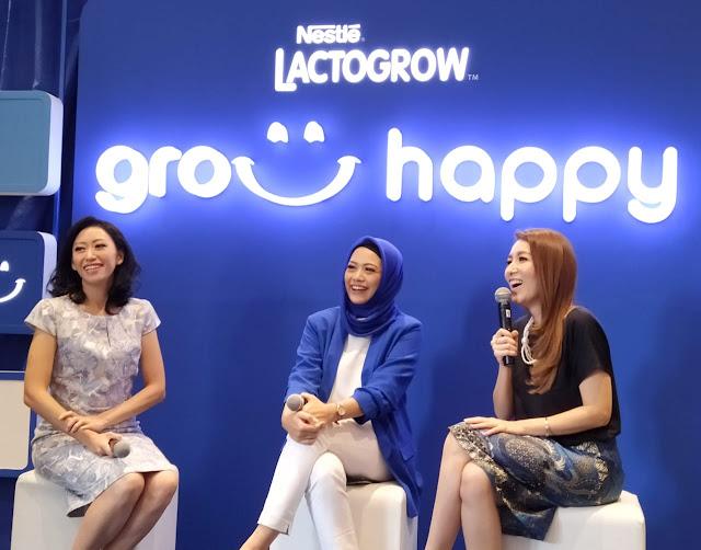 LACTOGROW Dukung Anak Indonesia Tumbuh Bahagia