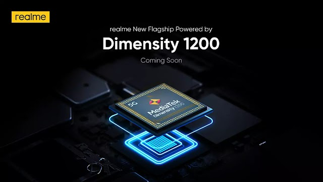 Realme X9 Pro will be one of the first Dimensity 1200 powered phones to be launched soon.