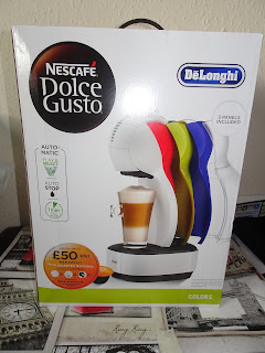 dolce gusto coffe machine
