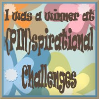 Pinspirational Challenges 205