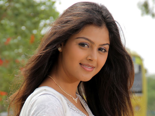 Actress Monal Gajjar Cute Pics In White Dress Actress Trend