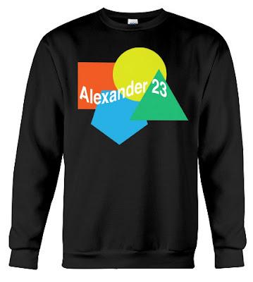 alexander 23 merch, alexander 23 merchandise, alexander 23 hoodie, alexander 23 pink hoodie,