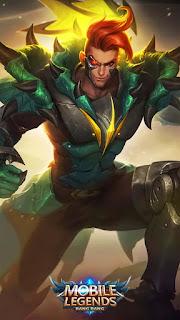 Claude Mecha Dragon Heroes Marksman of Skins