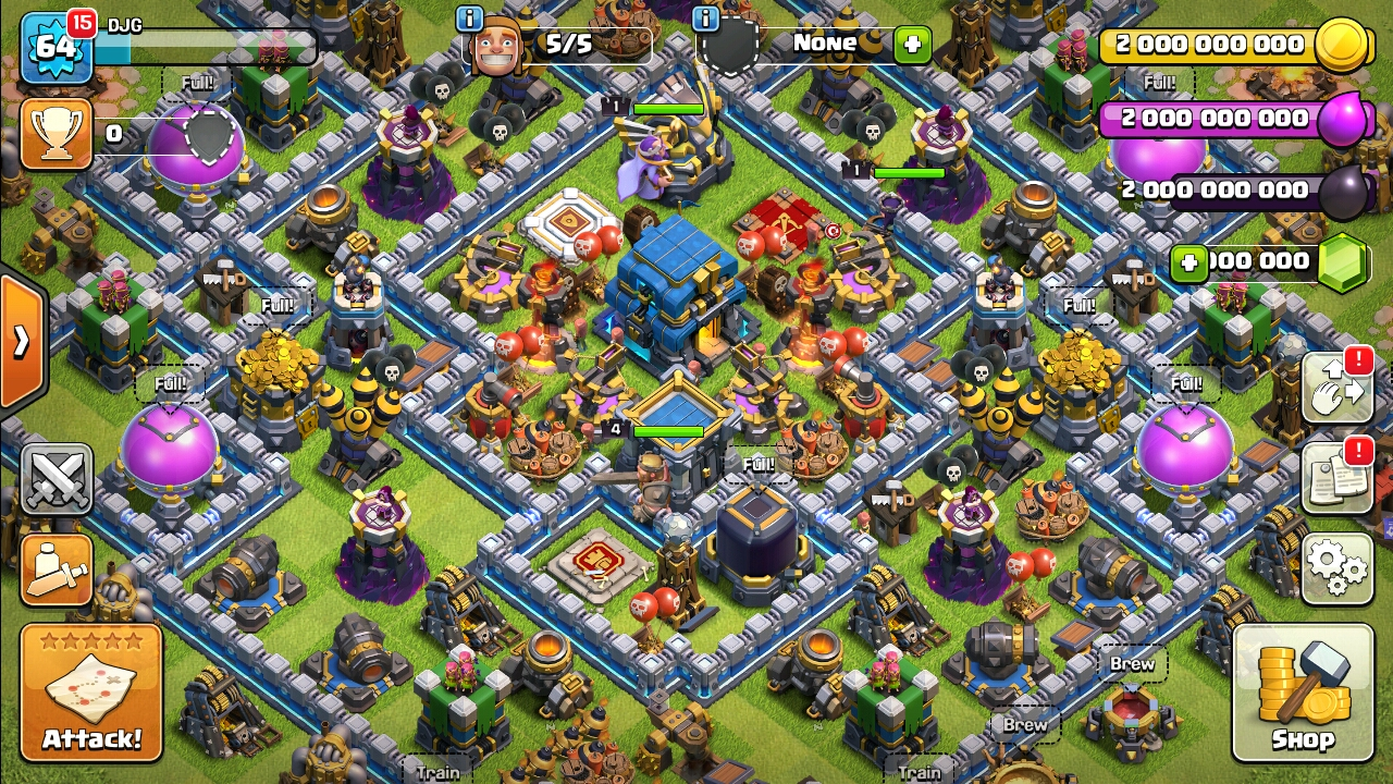 Download game coc mod apk th 12
