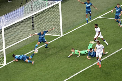 ملخص واهداف مباراة كلوب بروج و زينيت (2-1) في دورى أبطال أوروبا