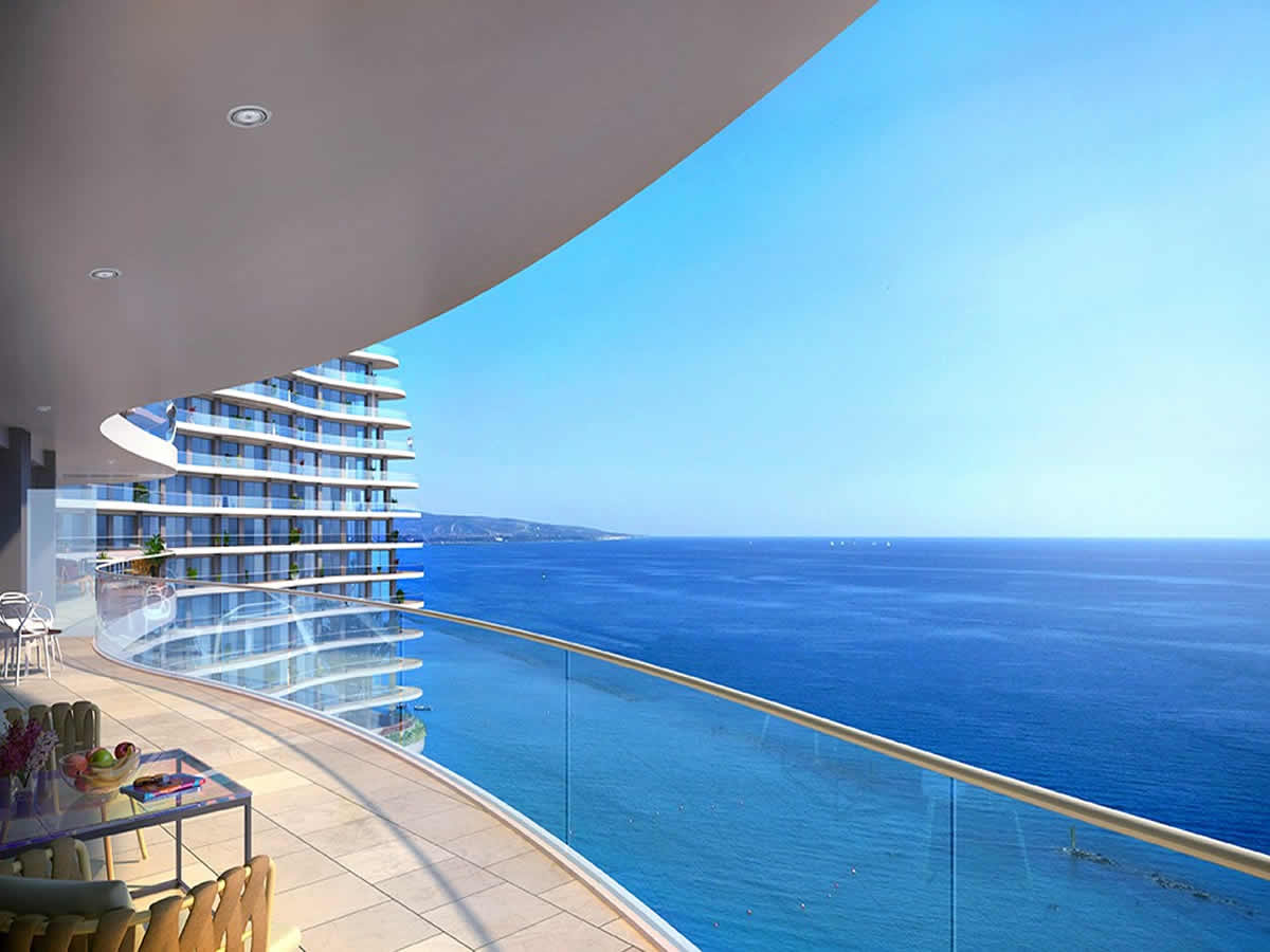 Properties for sale in Cyprus: LUXURY SEAFRONT APARTMENTS ...