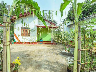 Sri Lanka inaugurates first model village built with Indian assistance
