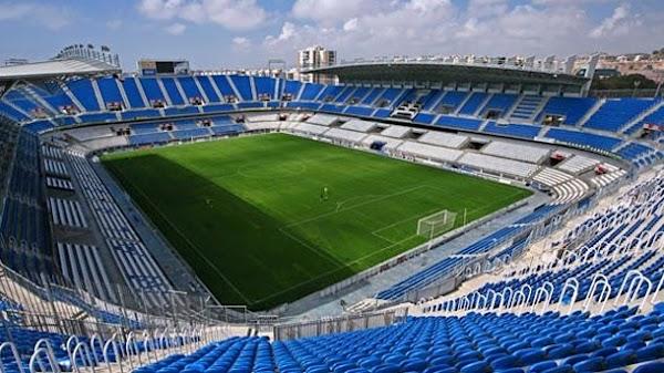 Málaga, reconocimiento médico con presencia de mucha cantera
