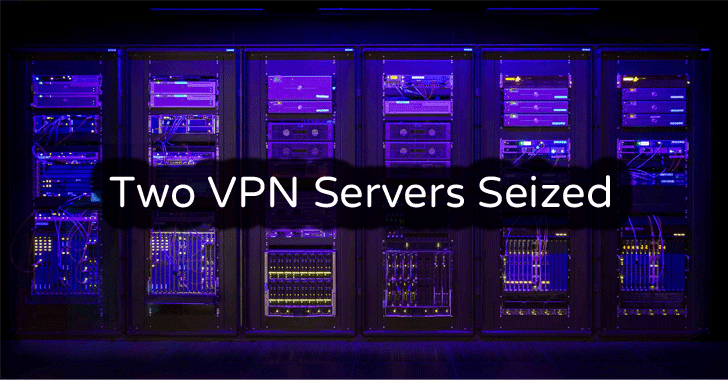 Dutch Police Seize Two VPN Servers, But Without Explaining... Why?