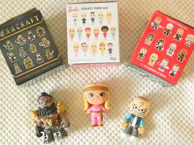 Toys for a Pound Funko Mystery Minis