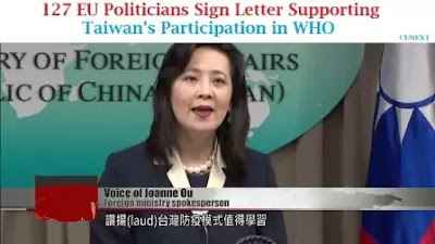 EU Support Taiwan Participation in WHO