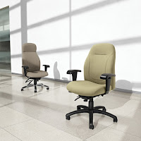 Global Total Office Echo Chair Review