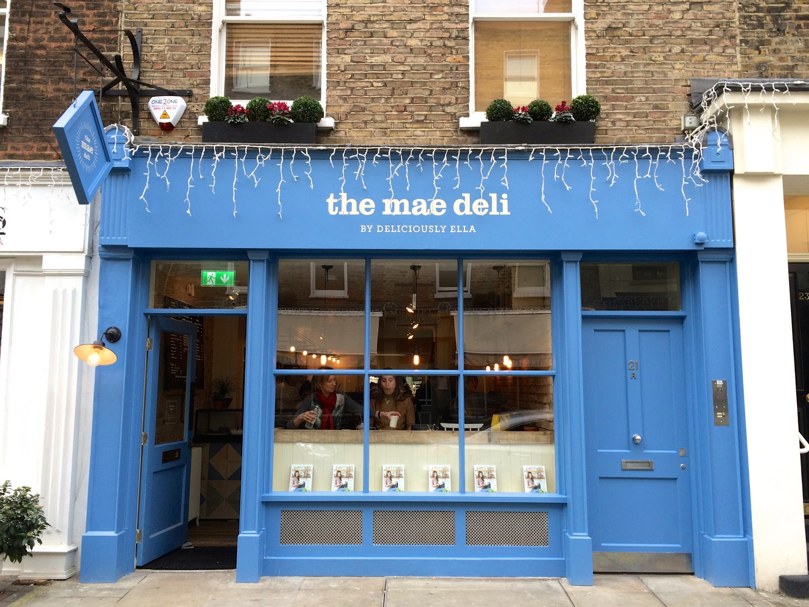The Mae Deli by Deliciously Ella | London