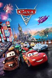 Cars 2 2011 Dual Audio 720p BluRay