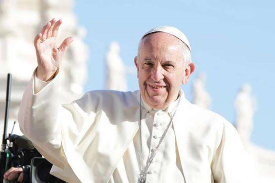 Paus Fransiskus vs Korupsi