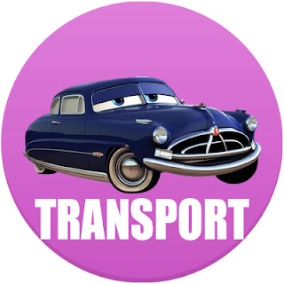 types of transportation in spanish