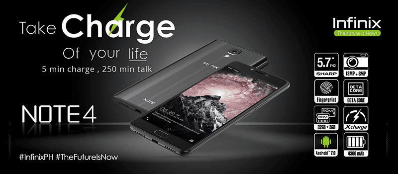 How to Downgrade Infinix Note 4 to Android 7 Nougat