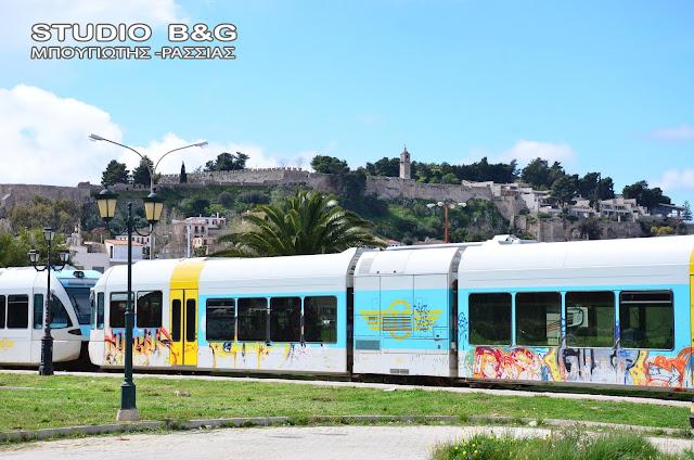 Κωστούρος: Το Ναύπλιο συνδέεται μόνο οδικώς με την υπόλοιπη Ελλάδα - Το τρένο θα έχει κίνηση όλο τον χρόνο