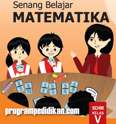 Buku Matematika Kelas 5 SD/MI K13 Revisi 2018