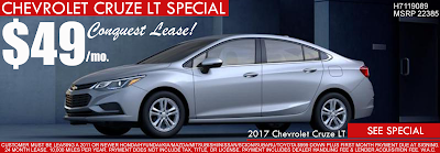 Emich Chevrolet Near Denver Conquest Lease Specials